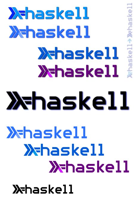 Haskell - Logo Variations A