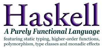 Haskell – A purely functional language