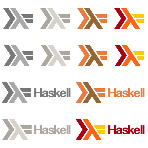 File:Haskell Logo-variations.png